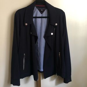 Tommy Hilfiger Jackets & Coats - Tommy Hilfiger Motorcycle Jacket
